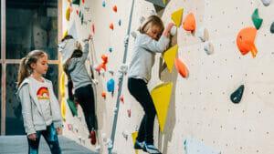 Cours enfants Climbing District