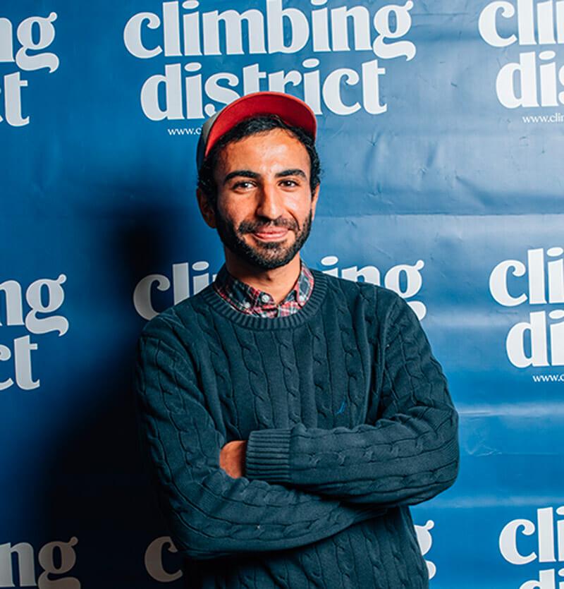 Antoine Climbing District