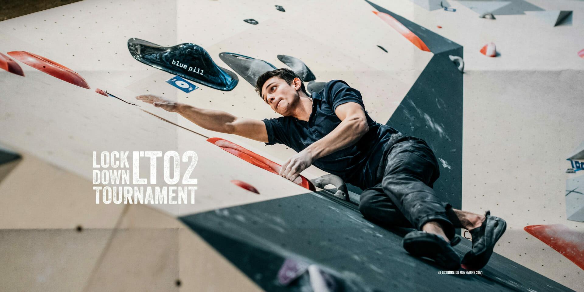 Sam Avezou - Lockdown Tournament 2 - Climbing District