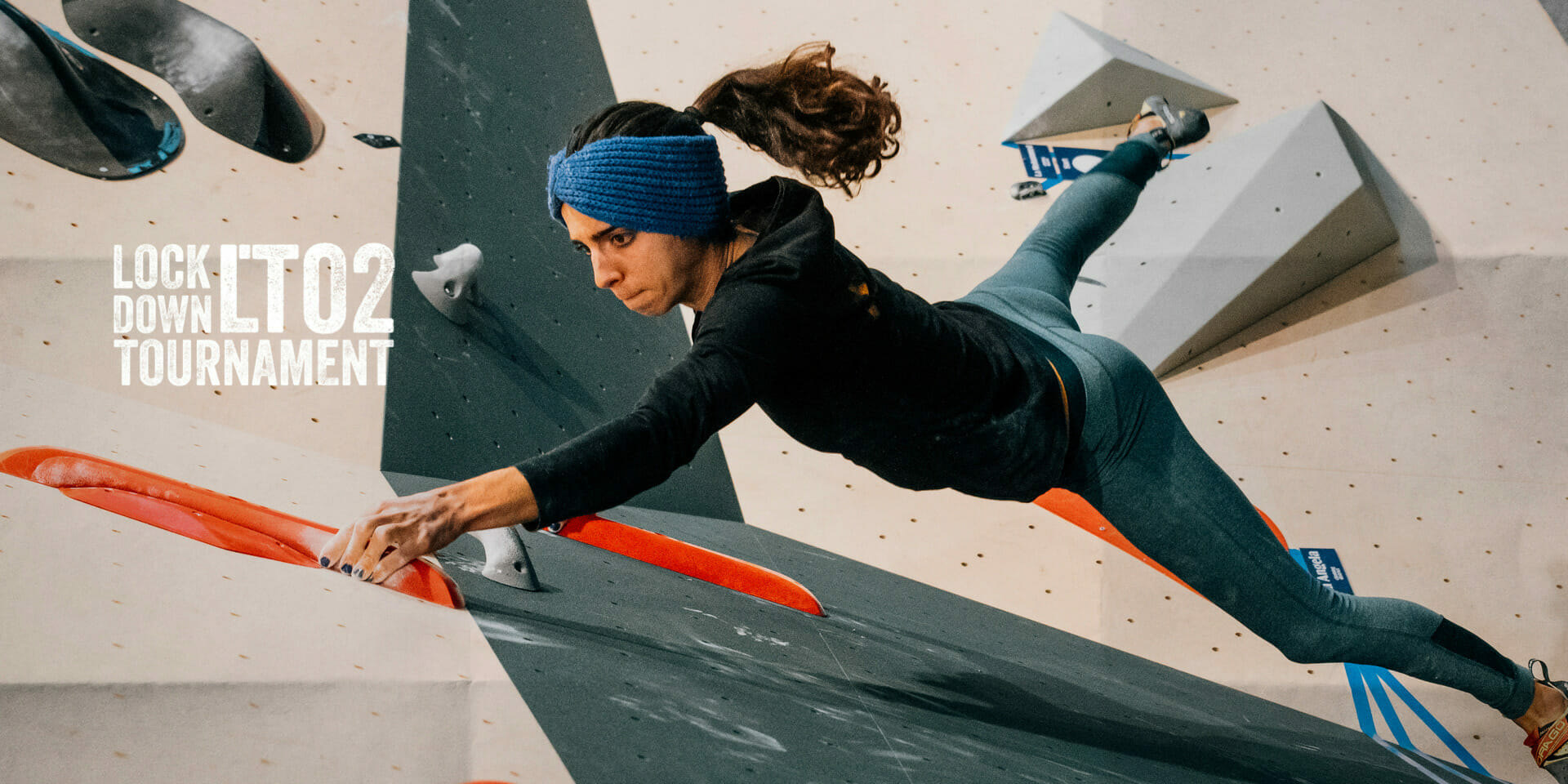 Fanny Gibert - Lockdown Tournament 2 - Climbing District